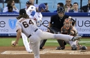 Dodgers and Kershaw restore order, pummel the Giants in ugly blowout