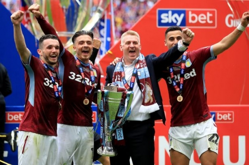 Aston Villa promotion hero to be rewarded with new contract