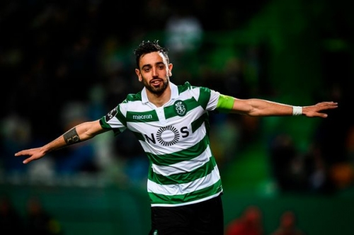 Manchester United beating Liverpool FC in race for Bruno Fernandes