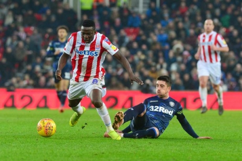 Robbie Earle - Stoke City's tough task to beat Cardiff and Leeds to promotion
