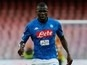 Manchester City 'join Manchester United in Kalidou Koulibaly race'