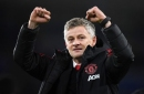 Manchester United fan sat in home end at Cardiff for Solskjaer's first game was attacked when he 'couldn't contain his emotions'