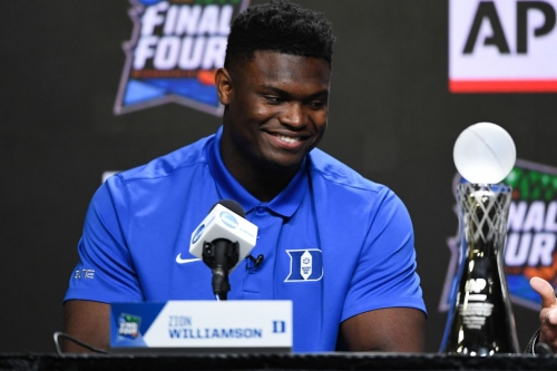 2019 NBA Draft scouting report: Zion Williamson
