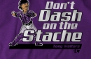 Celebrate Tony Wolters with 'Don't Dash on the Stache' shirt