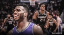 Kings' Buddy Hield aims for the playoffs next season, says 'it feels close'