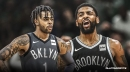 Nets unsure of Kyrie Irving as solo act, would keep D'Angelo Russell if they can't land 2nd star