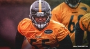 Steelers' rookie Devin Bush confident his size won't be an issue in NFL
