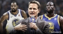 Durant or Draymond: Given a choice, who should the Warriors keep?