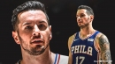 J.J. Redick would like to retire with Sixers