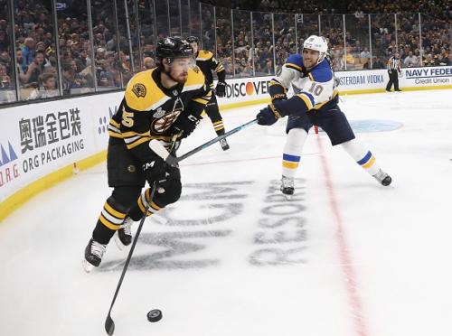 Report: Boston Bruins Extend Defenceman Connor Clifton