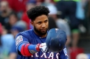 46-39 -Rangers play in endless slog, lose 9-4 to Angels