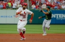 Cardinals notebook: Carpenter hits IL with illness, back spasms