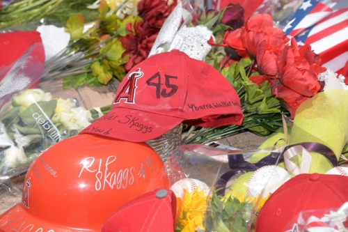 MLB Bullets remembers an Angel