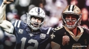 Fantasy Football: Is Andrew Luck or Drew Brees a better option at QB?
