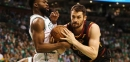 NBA Rumors: Cavaliers, Celtics Could Explore Kevin Love-For-Gordon Hayward Trade, 'Bleacher Report' Suggests