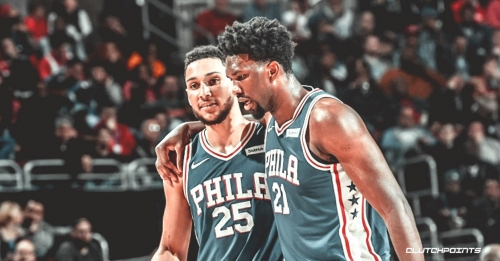 Joel Embiid and Ben Simmons are only two players left from Sixers' 2017-18 roster