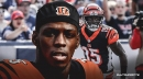 Bengals receiver John Ross changes number as he tries to start over