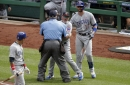Cubs erupt after Maddon's ejection to rip Pirates 11-3
