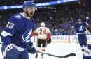 Lightning re-signs Cedric Paquette to two-year contract