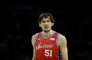10 things to know about new Mavericks C Boban Marjanovic, 'a big soup guy' with a role in a major action movie