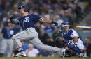 Dodger Stadium shakes before Padres end slide