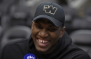 Kevon Looney talks new deal with Warriors, Kevin Durant's departure & possibly shooting 3's
