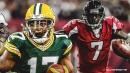 Packers WR Davante Adams says Michael Vick was his original football hero