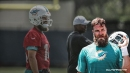 Dolphins QB Ryan Fitzpatrick says there's been a lot of disrespect thrown his way