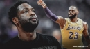 Dwyane Wade says L.A. is 'gonna be a movie' with Lakers, Clippers and Sierra Canyon