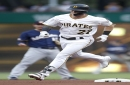 Newman, Marte have 3 RBIs each, Pirates top Brewers 12-2