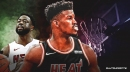 Jimmy Butler says there's no replacing Dwyane Tyrone Wade Jr.