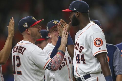 Game Thread 89, July 7th, 2019, 1:10 CDT, Angels vs. Astros.