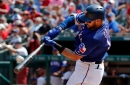 Give and take: Joey Gallo will show flashes of excellence, but is still getting used to playing center field for Rangers