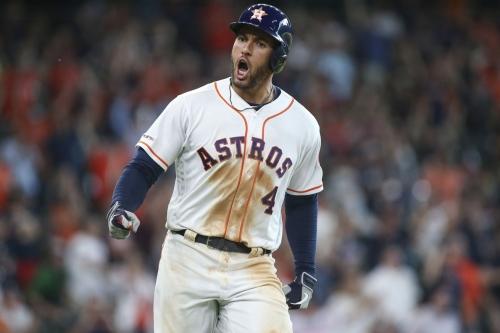 Astros win walk-off, extra inning thriller over Angels, 11-10
