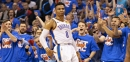 NBA Rumors: Heat Could Trade Justise Winslow And Bam Adebayo For Russell Westbrook, Per 'Sports Illustrated'