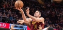 NBA Trade Rumors: Trail Blazers Could Swap Hassan Whiteside For Kevin Love, 'Forbes' Suggests
