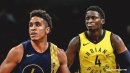 Pacers point guard Malcolm Brogdon set to go to Las Vegas to work out with Victor Oladipo