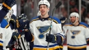 Blues sign forward Zach Sanford to two-year contract