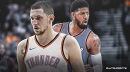 Report: Mike Muscala will keep commitment to Thunder after Paul George trade