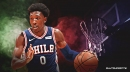 Josh Richardson says the 'sky's the limit' for the Sixer