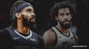 Mike Conley was emotional when Grizzlies traded him to Jazz