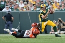 Bengals' Carl Lawson: Packers' Aaron Rodgers easier to sack than most quarterbacks