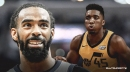 Jazz's Mike Conley impressed by Donovan Mitchell's maturity