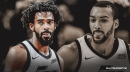 Jazz PG Mike Conley admits Rudy Gobert is going to be a 'whole other animal' when it comes to alley-oops