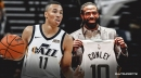 Jazz's Mike Conley defers No. 11 to new teammate Dante Exum in gracious move