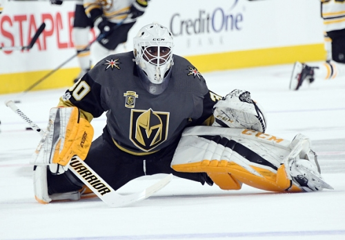 Vegas Golden Knights Re-Sign Malcolm Subban
