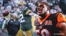 Bengals' Carl Lawson claims Packers QB Aaron Rodgers is easy to sack