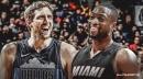 Heat's Dwyane Wade, Mavs' Dirk Nowitzki win NBPA's 2019 Most Respected Award