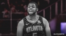 New Warriors big man Omari Spellman admits he's far from where wants to be physically