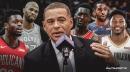 Knicks GM Scott Perry comments on signings of Julius Randle, Taj Gibson, Bobby Portis, Wayne Ellington, Elfrid Payton